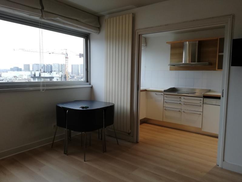 Rental apartment Paris 15ème 1074€ CC - Picture 2