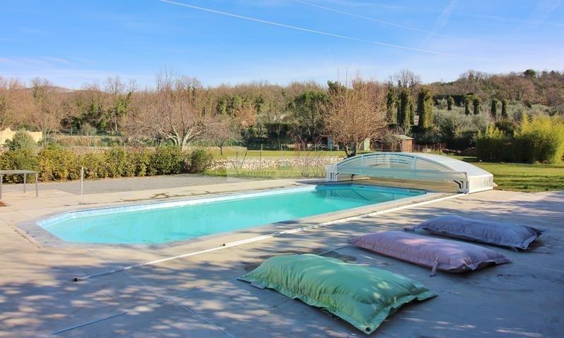 Vente maison / villa Saint cezaire sur siagne 480000€ - Photo 2