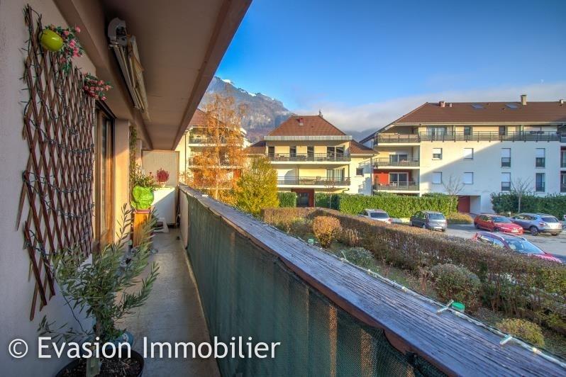 Sale apartment Sallanches 162000€ - Picture 2