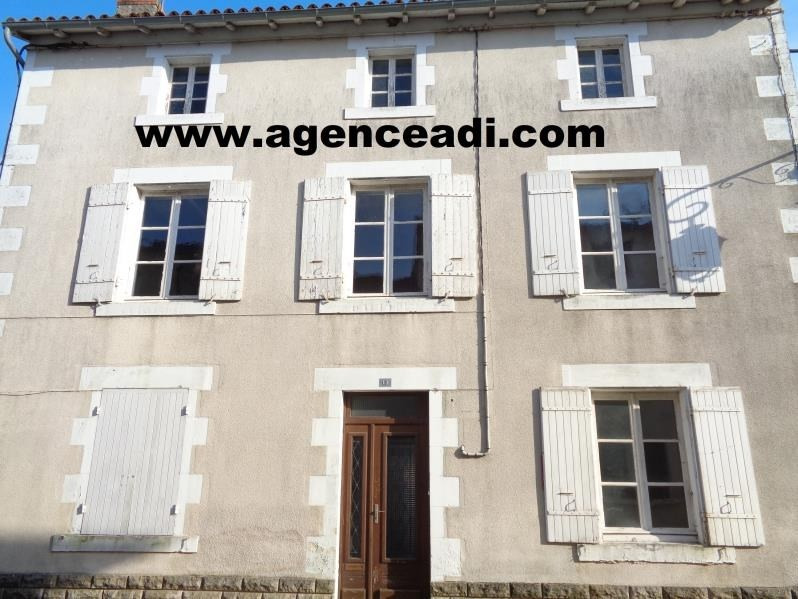 Vente maison / villa Lezay 44000€ - Photo 1