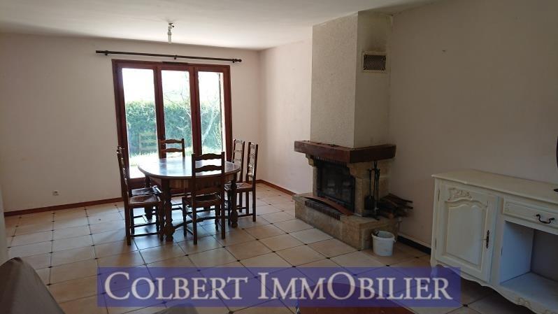 Vente maison / villa Escamps 148000€ - Photo 2