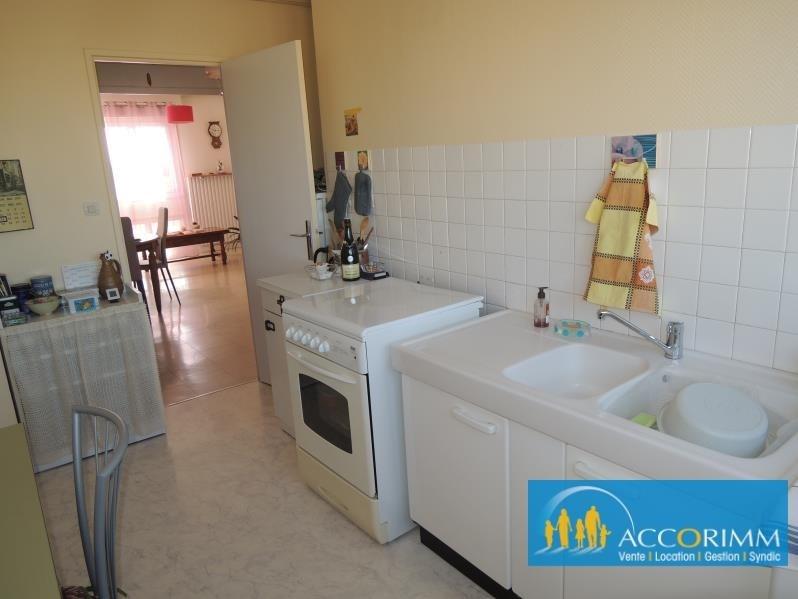Vente appartement Decines charpieu 140000€ - Photo 3