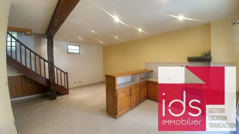 Vente appartement Allevard 85 000€ - Photo 1