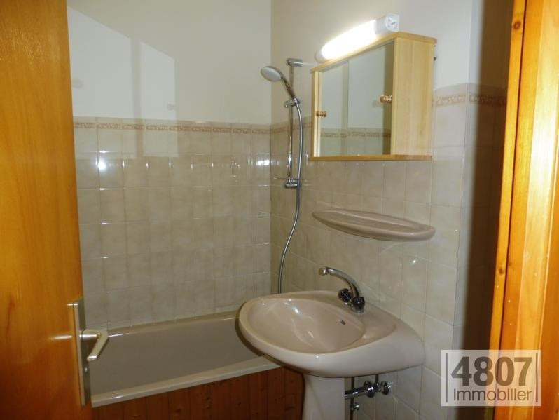 Location appartement Sallanches 595€ CC - Photo 4