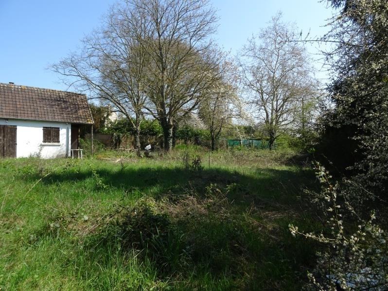 Venta  terreno Breval  proche 84000€ - Fotografía 2