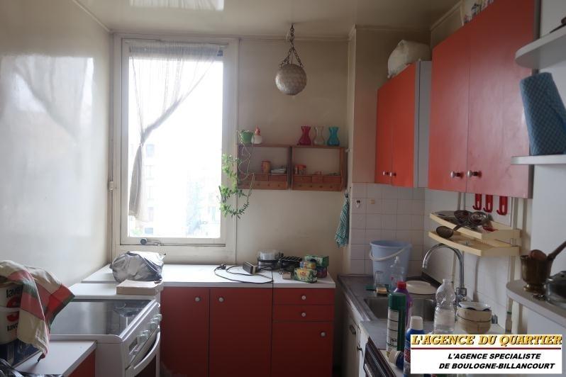 Sale apartment Boulogne billancourt 550000€ - Picture 4