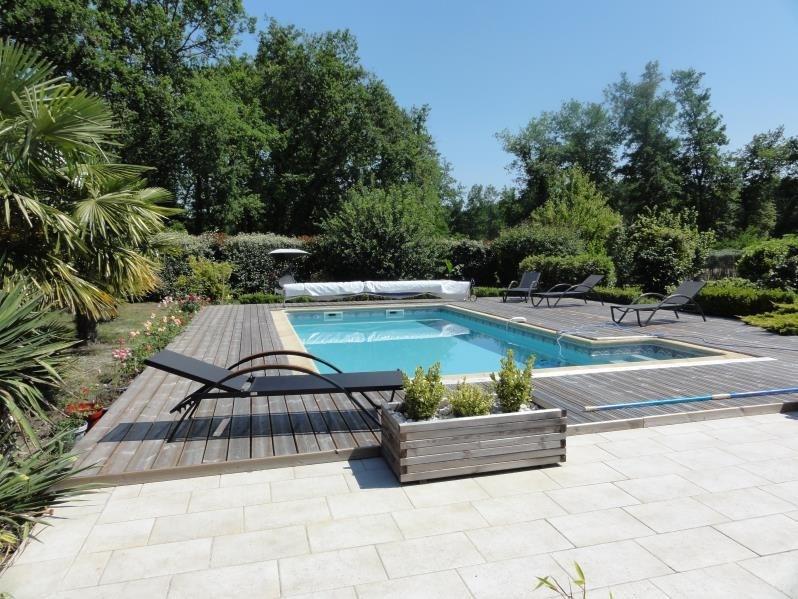 Vente maison / villa Podensac 399500€ - Photo 3