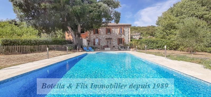 Vente de prestige maison / villa Uzes 699000€ - Photo 1