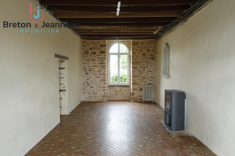 Sale house / villa St cyr le gravelais 166400€ - Picture 5