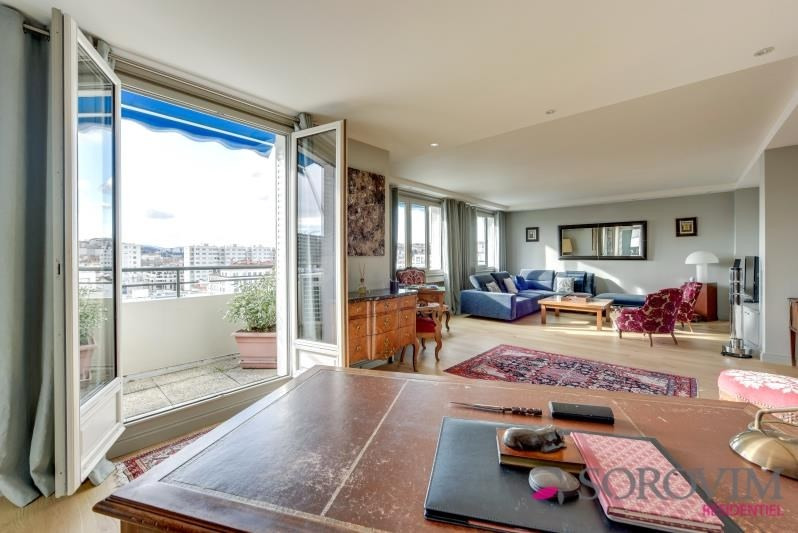 Vente de prestige appartement Lyon 6ème 1150000€ - Photo 6