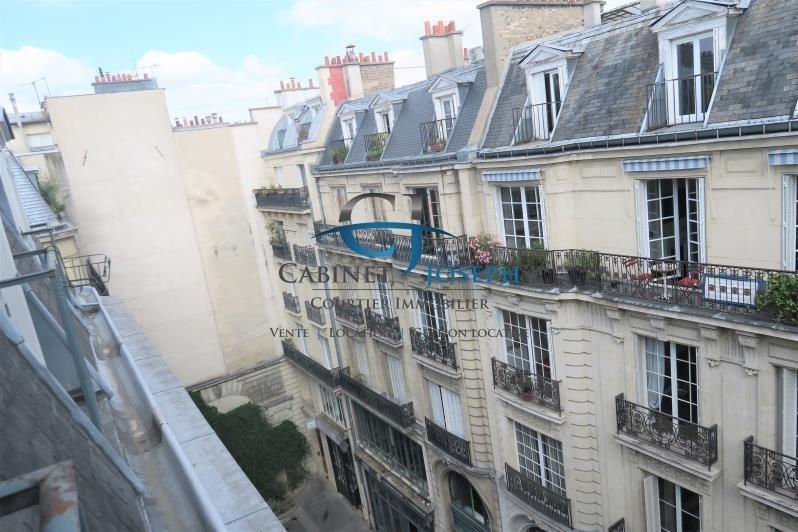 Sale apartment Paris 9ème 560000€ - Picture 1
