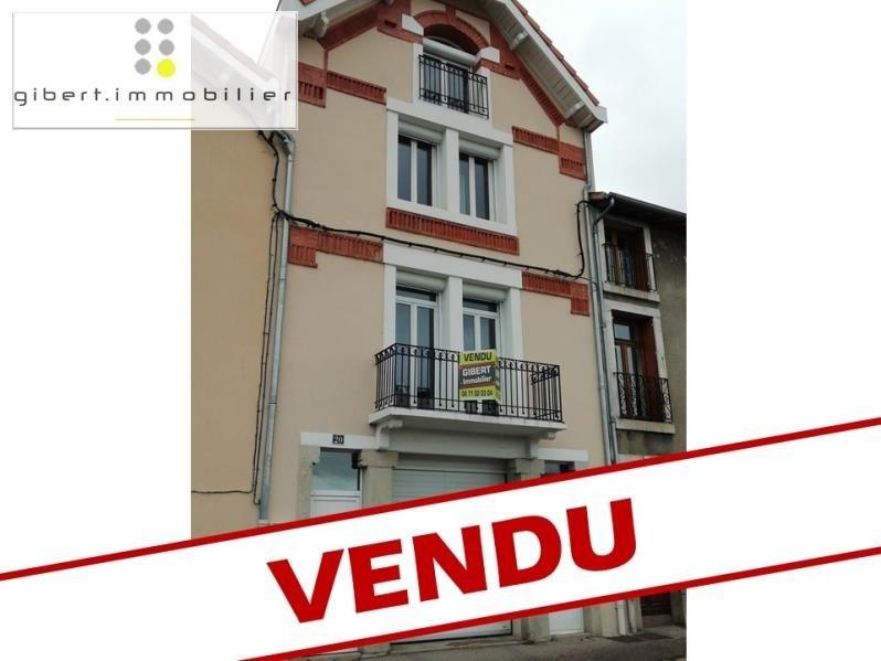 Sale house / villa Le puy en velay 239000€ - Picture 1
