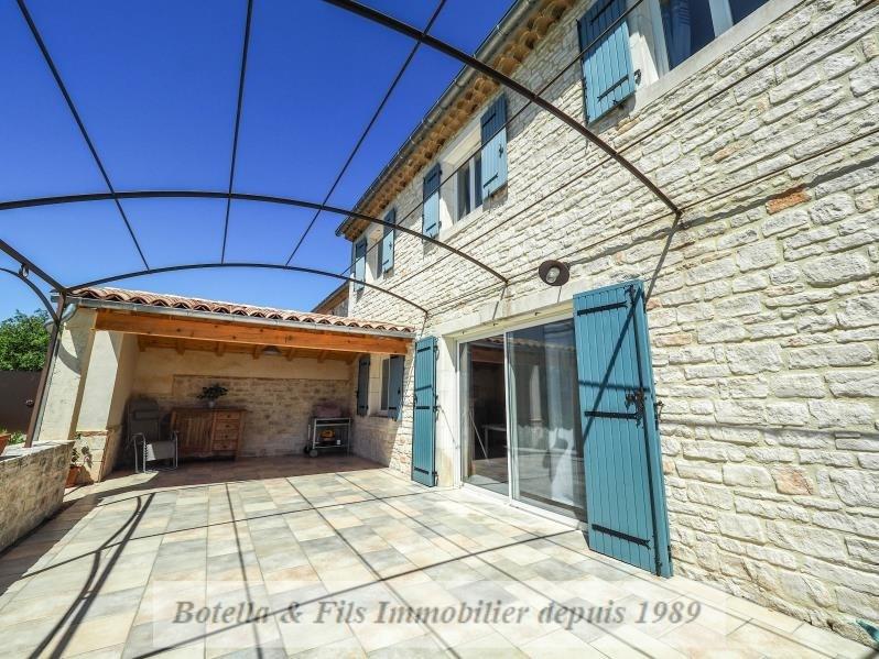 Vente maison / villa Barjac 239000€ - Photo 4