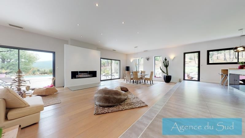 Vente de prestige maison / villa Cuges les pins 1299000€ - Photo 4