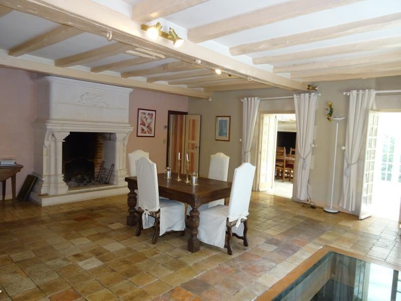 Venta de prestigio  casa St cyr sur loire 879000€ - Fotografía 4