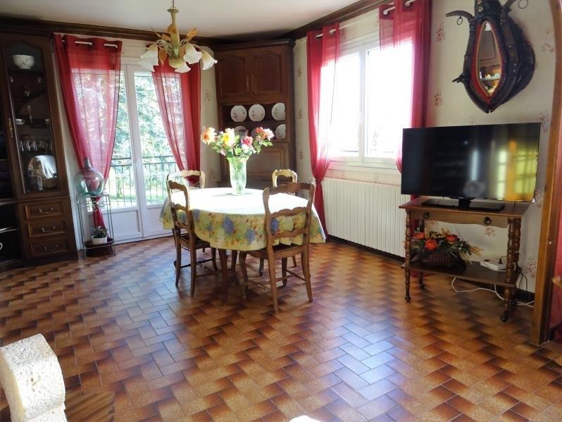 Vente maison / villa St georges d esperanche 267000€ - Photo 7