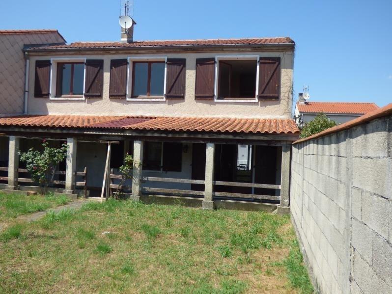 Vente maison / villa Secteur aussillon 85000€ - Photo 1