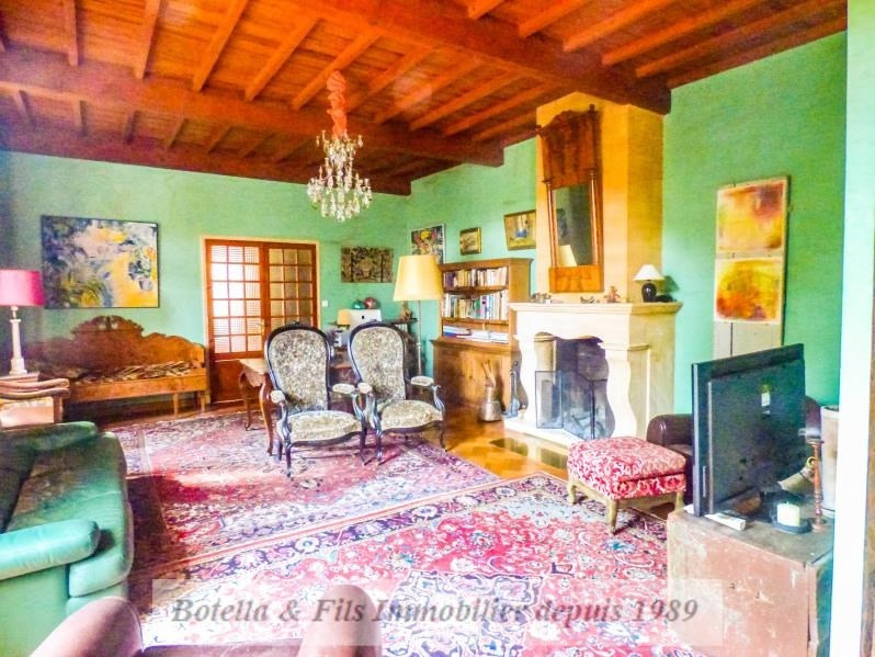 Verkoop van prestige  huis Uzes 975000€ - Foto 4