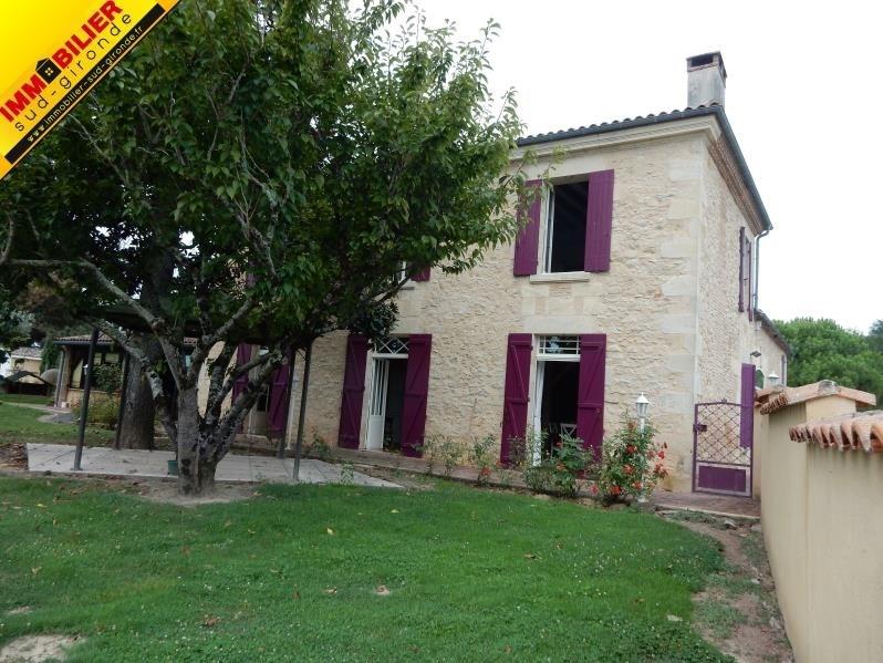 Venta  casa Langon 332400€ - Fotografía 1