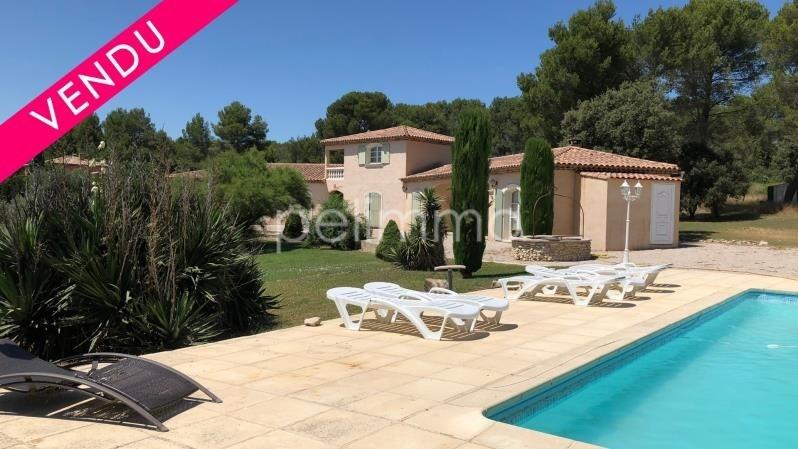 Vente de prestige maison / villa Lambesc 740000€ - Photo 1