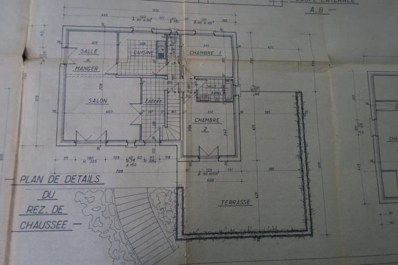 Vendita casa Chevreuse 546000€ - Fotografia 3