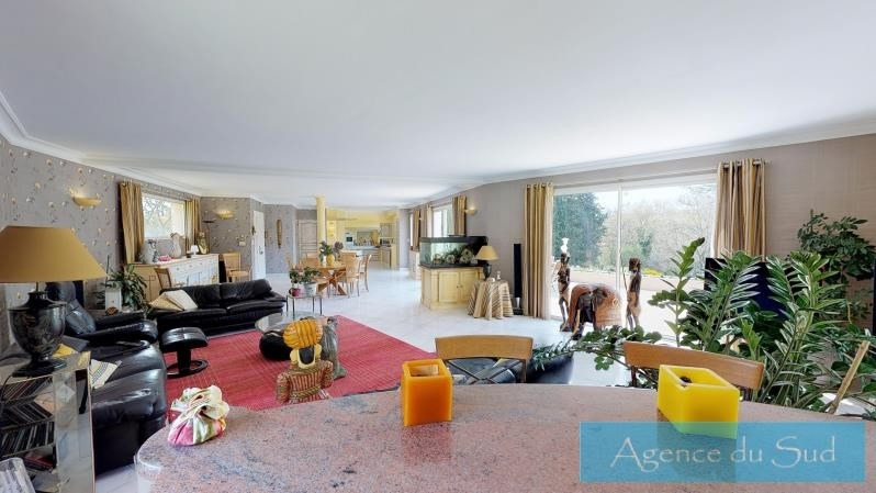 Vente de prestige maison / villa Greasque 880 000€ - Photo 8