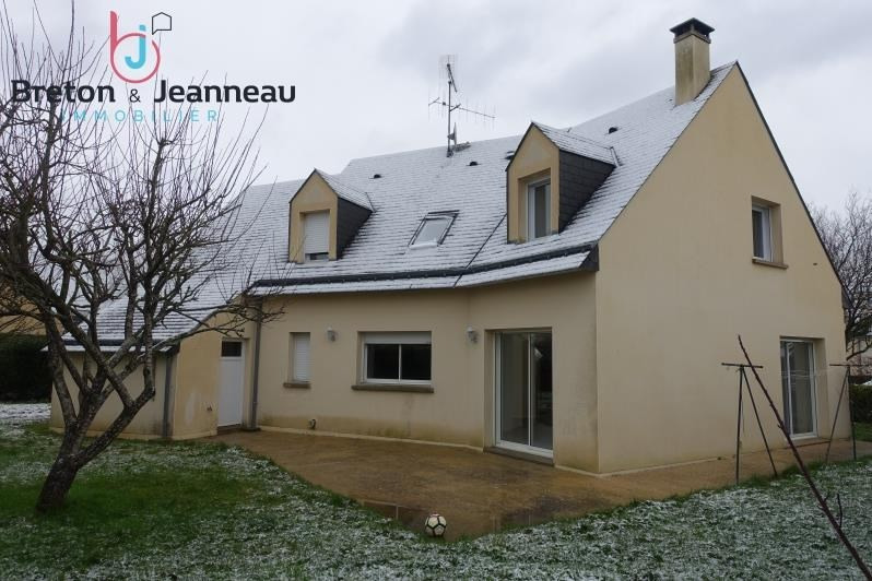 Vente maison / villa Louverne 208 000€ - Photo 1
