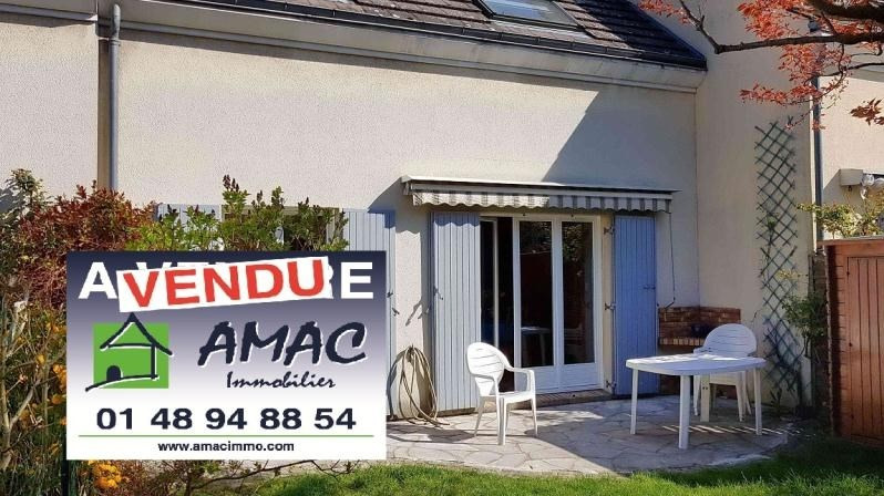 Sale house / villa Bondy 349000€ - Picture 1