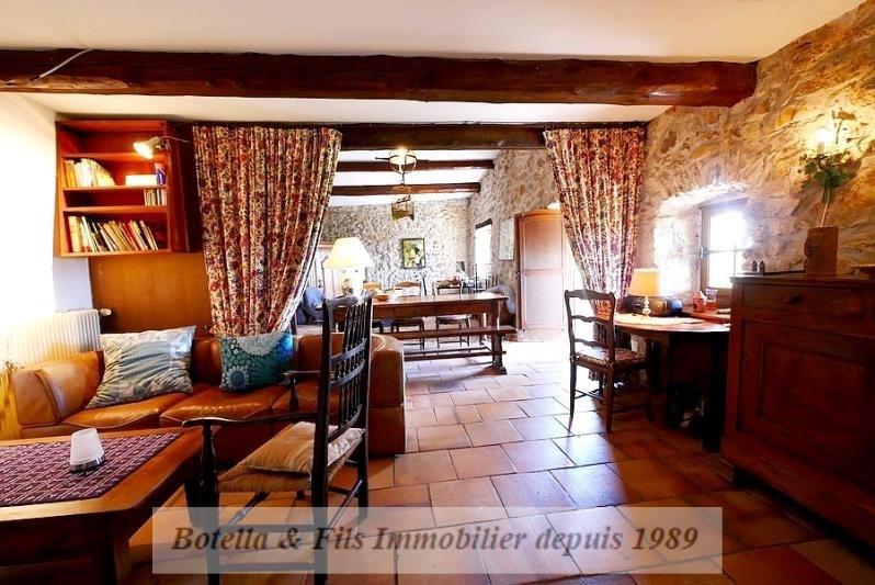 Verkoop van prestige  huis Uzes 375000€ - Foto 4