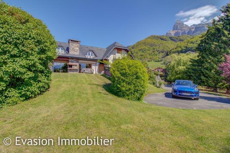 Vente maison / villa Passy 525000€ - Photo 3