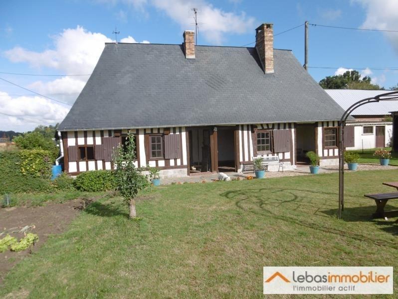Vendita casa Doudeville 88000€ - Fotografia 2