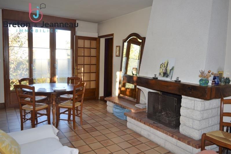 Vente maison / villa Saint berthevin 166400€ - Photo 5