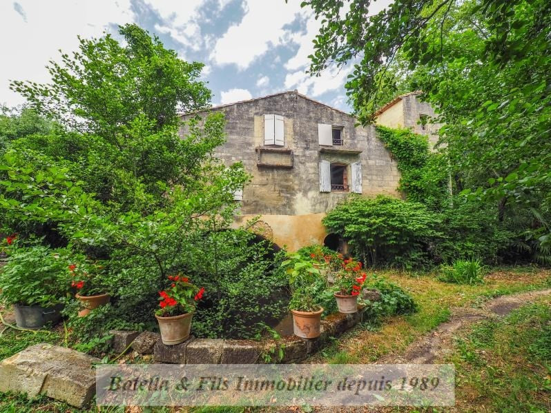 Vente de prestige maison / villa Uzes 495000€ - Photo 1