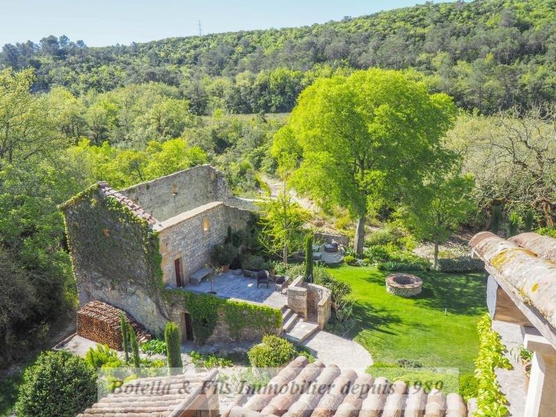 Immobile residenziali di prestigio casa Uzes 1100000€ - Fotografia 4