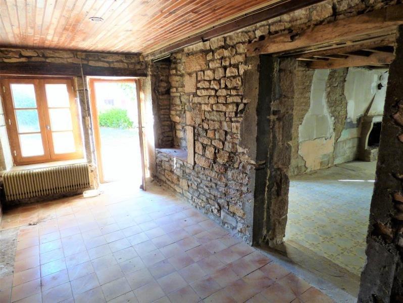 Vente maison / villa Bligny-sur-ouche 99000€ - Photo 4