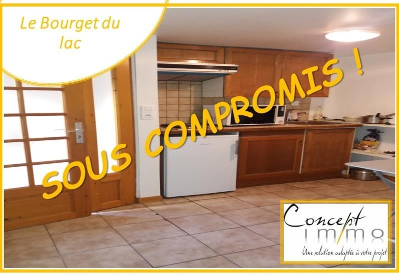 Sale apartment Le bourget du lac 140 000€ - Picture 2