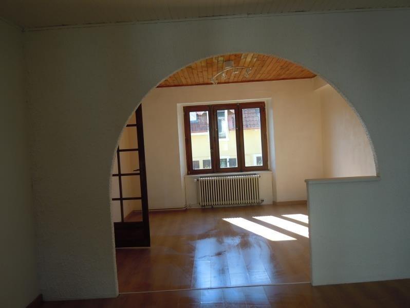 Verkoop  flatgebouwen Voujeaucourt 128000€ - Foto 2