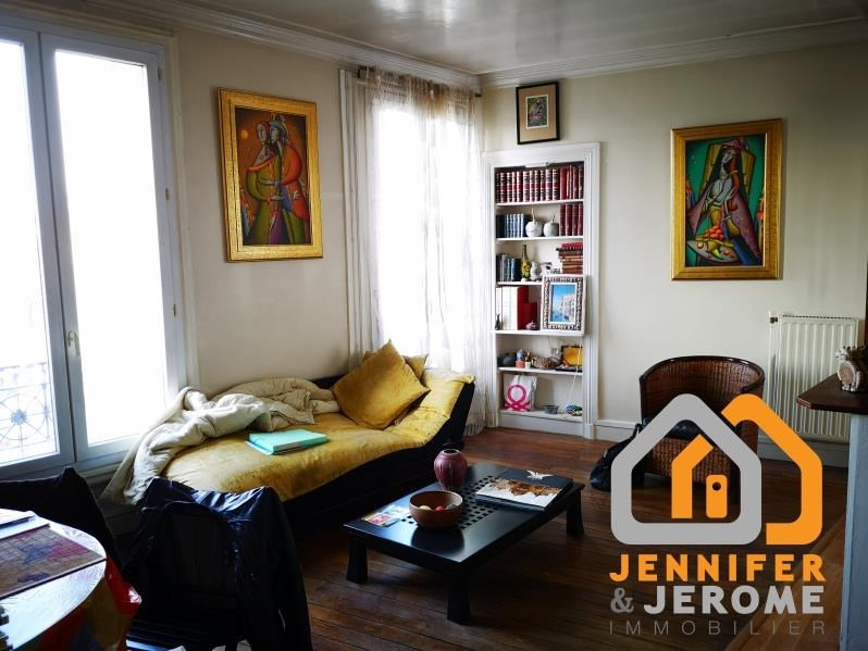 Sale apartment Montmorency 220 000€ - Picture 1