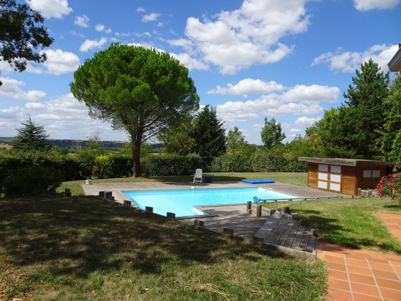 Deluxe sale house / villa L isle jourdain 598000€ - Picture 10