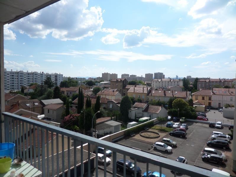 Vente appartement Villeurbanne 158000€ - Photo 2