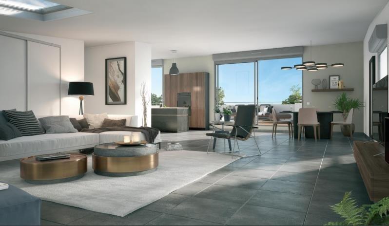 Vente appartement Toulouse 285900€ - Photo 3