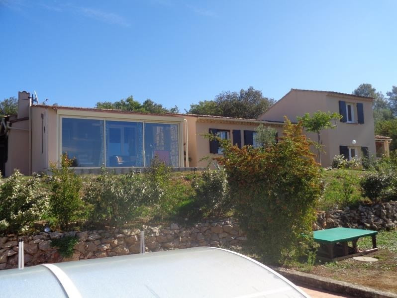 Sale house / villa St maximin la ste baume 497000€ - Picture 1