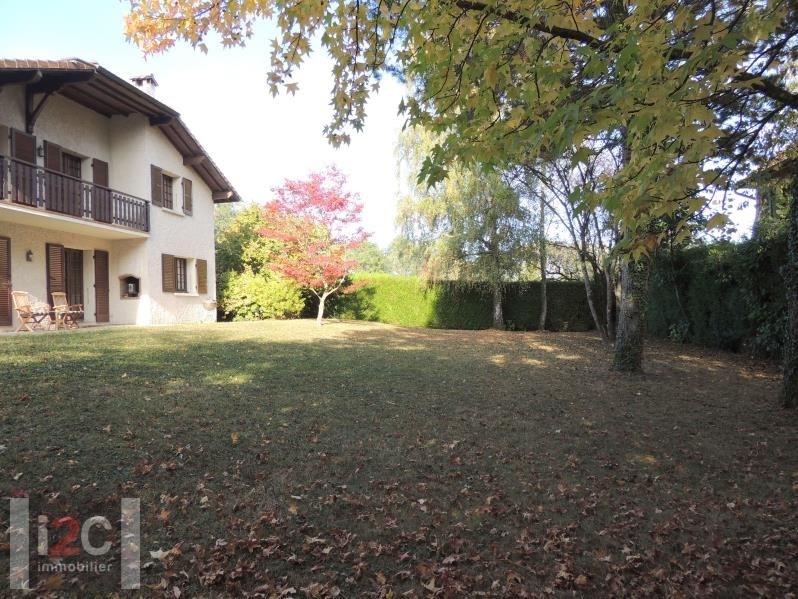 Venta  casa Prevessin-moens 950000€ - Fotografía 10