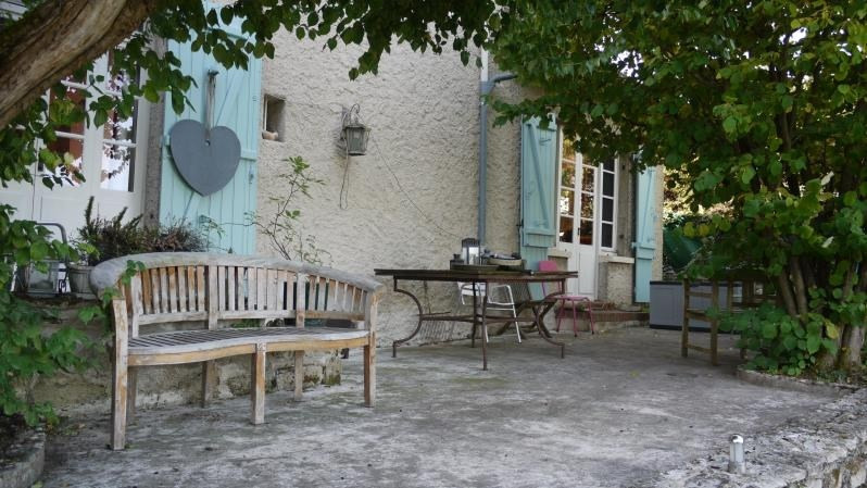 Sale house / villa Chapet 575000€ - Picture 2