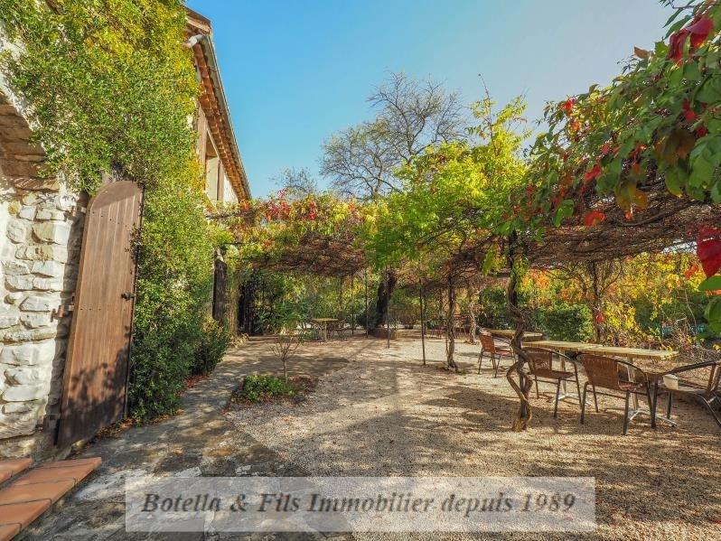 Immobile residenziali di prestigio casa Uzes 658000€ - Fotografia 3