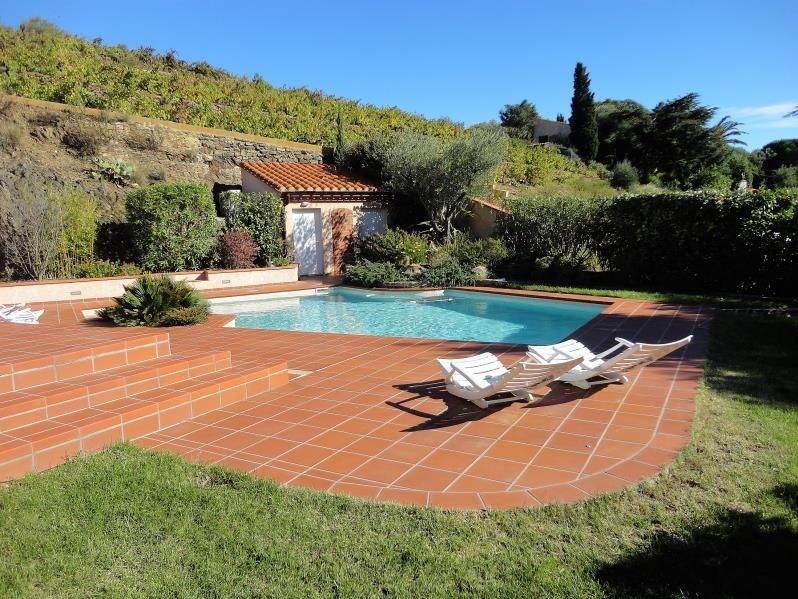 Vente de prestige maison / villa Collioure 850000€ - Photo 2