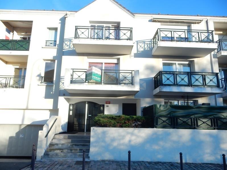 Vente appartement Sarcelles 107000€ - Photo 2