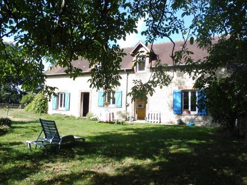 Vente maison / villa Mortagne au perche 173000€ - Photo 3