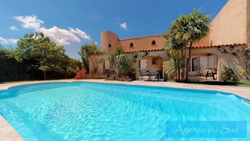 Vente de prestige maison / villa Mimet 630000€ - Photo 1