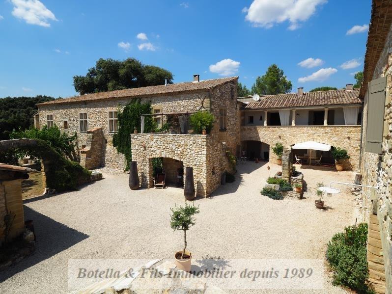 Verkoop van prestige  huis Uzes 2200000€ - Foto 4